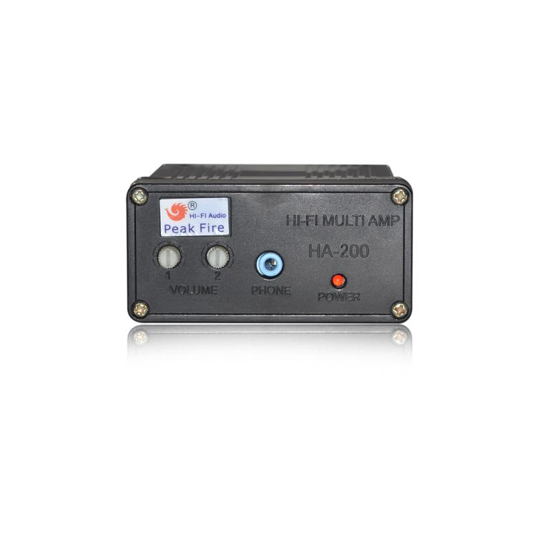 HA-200双路混音适配器