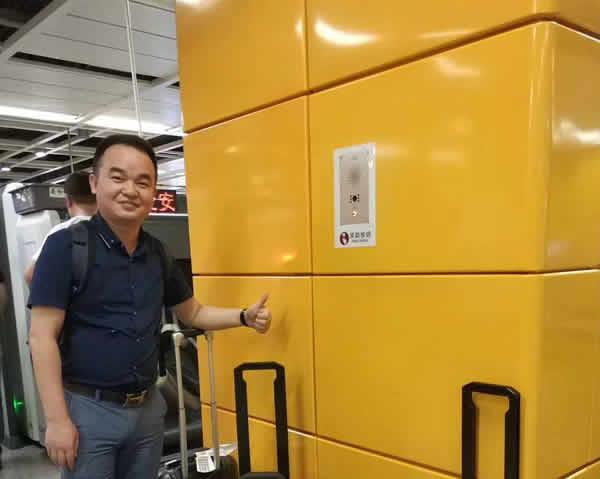 广州南站安装峰火可视对讲