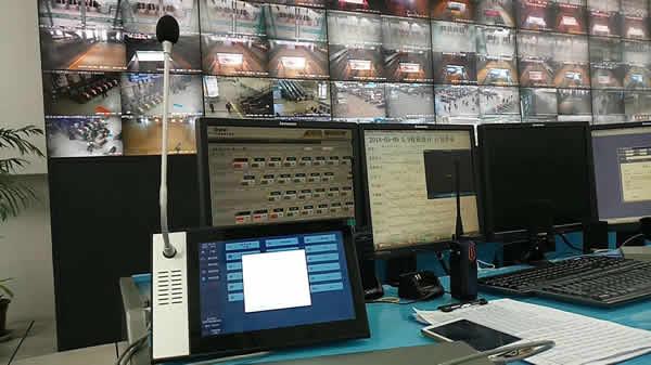 IP网络对讲系统在西安北站运行稳定